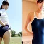 ぶるすく濃紺魂2 羽田桃子の正統派ブルマと体操服とスクール水着