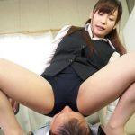 性欲処理課OLしほのちさ 制服ブルマでご奉仕します。