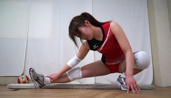 バレーボール女子の画像